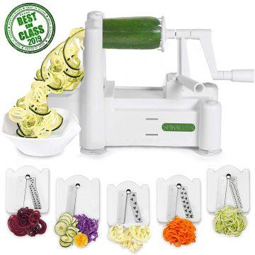 Spiralizer Vegetable Slicers