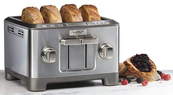 Wolf Gourmet 4 Slice Toasters