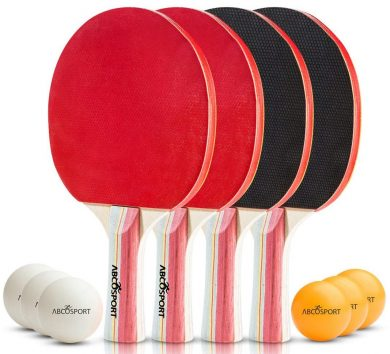 Abco Tech Ping Pong Paddles
