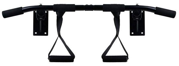 BLACK MARLIN Wall Mounted Pull Up Bars