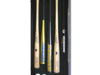 Baseball Bat Display Cases