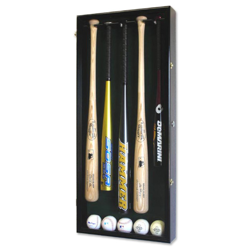 Baseball Bat Display Cases