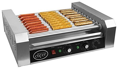 Clevr-hot-dog-rollers