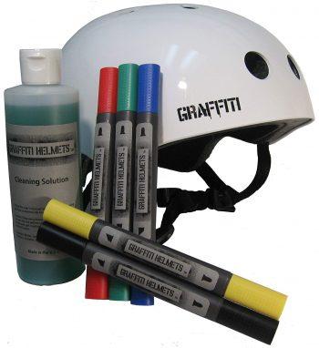 Graffiti-Helmets-skateboard-helmets