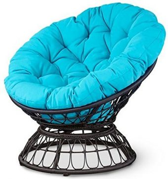 Home Improvements Double Papasan Chairs
