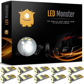 LED Monster LED Lights for Car Interior