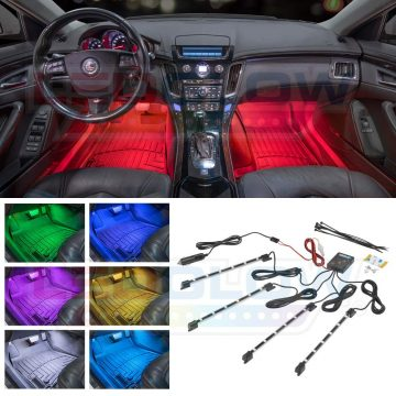 LEDGlow LED Lights for Car Interior