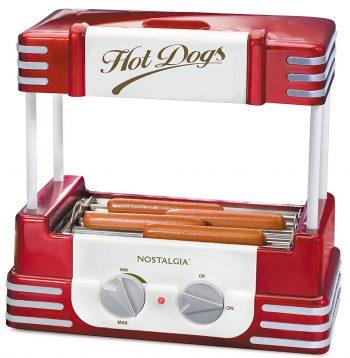 Nostalgia Hot Dog Rollers