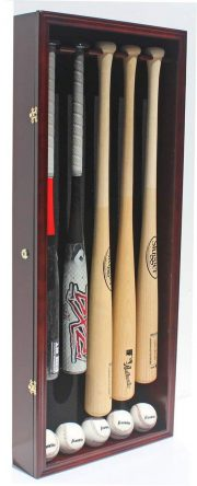 Pro-baseball-bat-display-cases