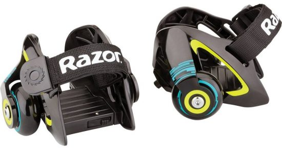 Razor Shoes with Wheels