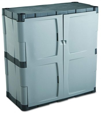 Rubbermaid-plastic-storage-cabinets