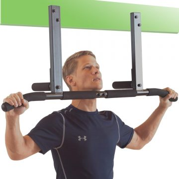Ultimate Body Press Wall Mounted Pull Up Bars