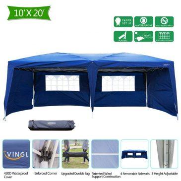 VINGLI Party Tents
