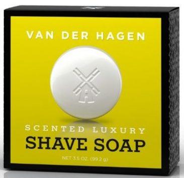 Van Der Hagen Shaving Soaps