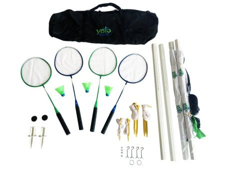 Yolo Sports Badminton Sets