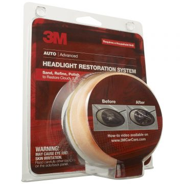 3M Headlight Restoration Kits