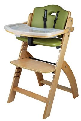 Abiie Wooden High Chairs