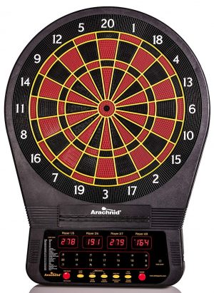 Arachnid Electronic Dart Boards