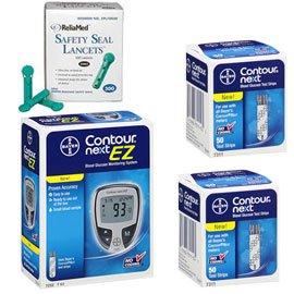 Ascensia Diabetes Testing Kits