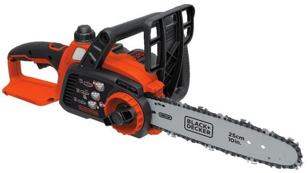 BLACK+DECKER Electric Chainsaws