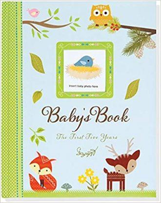 Baby's-Book-baby-memory-books