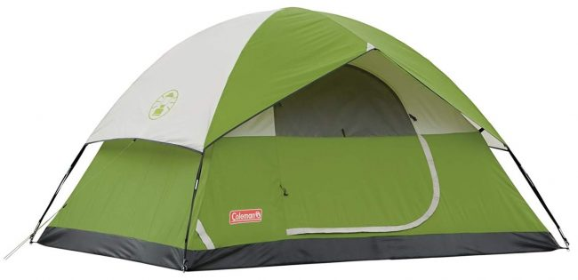 Coleman 4 Person Tents