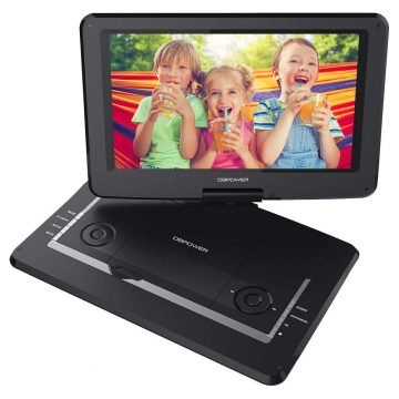 Top 10 Best Portable Blu Ray DVD Players in 2019