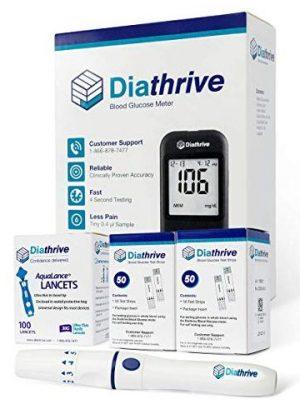 Diathrive Diabetes Testing Kits