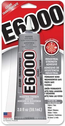 E6000 Leather Glue