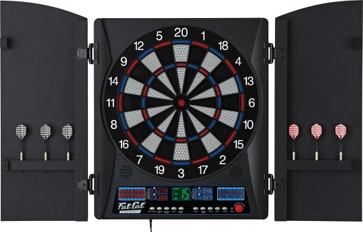 Fat Cat Electronic Dart Boards