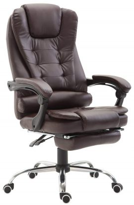 HOMCOM Reclining Office Chairs