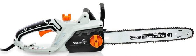 Ivation Electric Chainsaws