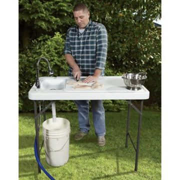 Kotulas Fish Cleaning Tables