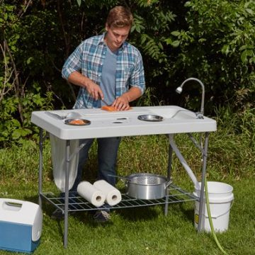 Kotula's Fish Cleaning Tables