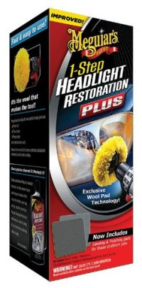 Meguiar's Headlight Restoration Kits
