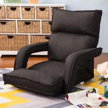 Merax Floor Chairs Back Support