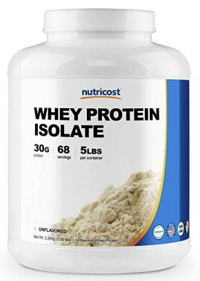Nutricost-unflavored-protein-powders