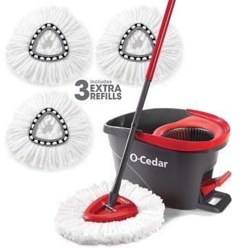 O-Cedar Spin Mops