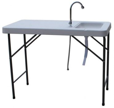 Palm Springs Fish Cleaning Tables