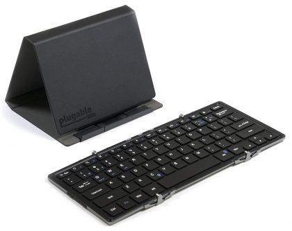 Plugable Foldable Keyboards