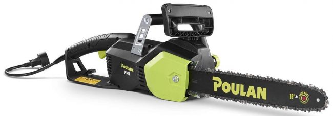Poulan Electric Chainsaws