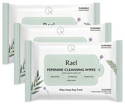 Rael Feminine Washes