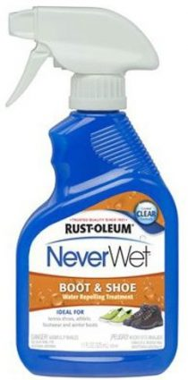 Rust-Oleum Waterproof Sprays for Shoes