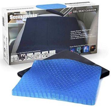 Secureguard Gel Seat Cushions