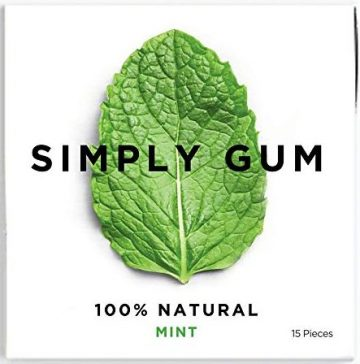 Simply Gum Without Aspartames