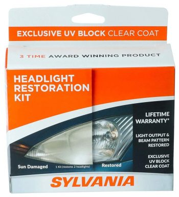 Sylvania Headlight Restoration Kits