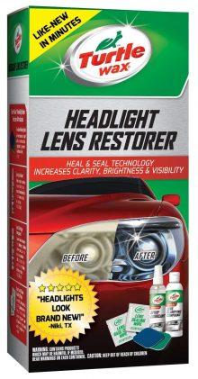 Turtle Wax Headlight Restoration Kits