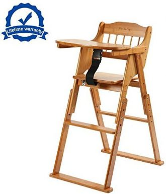 Weiketery Wooden High Chairs