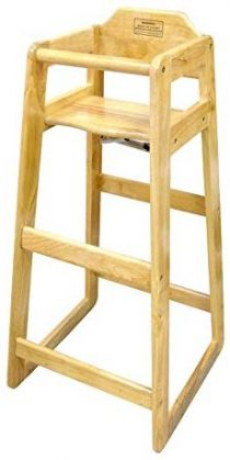 Winco Wooden High Chairs