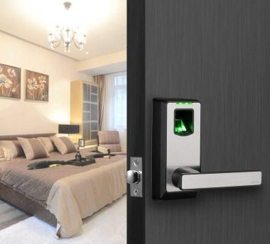 ZKTeco Fingerprint Door Locks